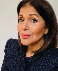 Insurance Agent Salma Yousufzai