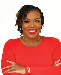 Agente de seguros Krystal Brown