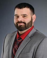 Agente de seguros Levi Gunn