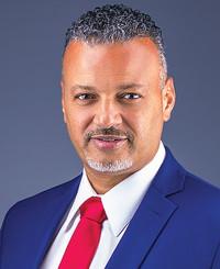 Insurance Agent Juan Johnson