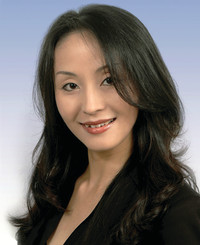 Agente de seguros Rain Guo