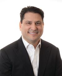 Agente de seguros Alberto Santana
