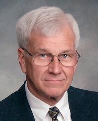 Insurance Agent Harry Hahr