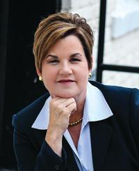 Agente de seguros Pam Stroud