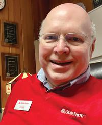 Insurance Agent Chuck Owens