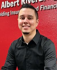 Agente de seguros Albert Rivera