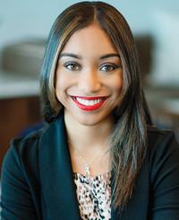 Agente de seguros Jasmine Johnson