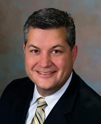 Agente de seguros Chris Bogue