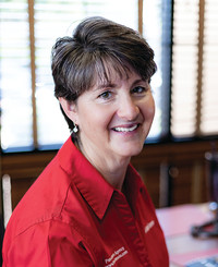 Insurance Agent Pam Johnson