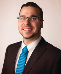 Agente de seguros Justin Palmer