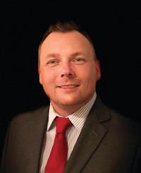 Agente de seguros Jay Rainey