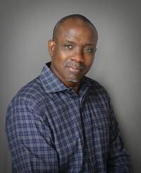 Agente de seguros Reggie Harris