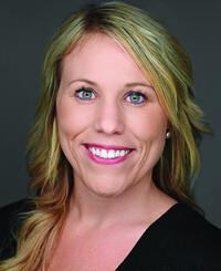 Agente de seguros Katie Martin