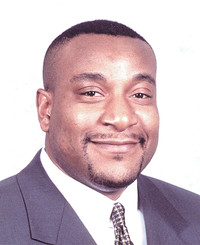 Insurance Agent Maurice Oliver